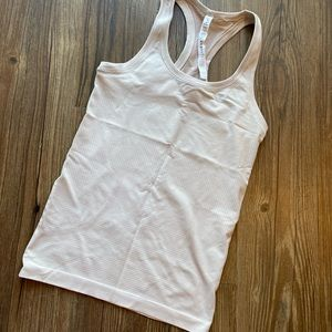 swiftly racer back tank top